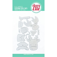 Peek-A-Boo Holiday Tag Toppers
