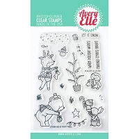 O Tiny Tree Stamp & Die bundle