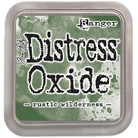 Rustic Wilderness Tim Holtz Distress Oxides Ink Pad