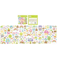 Fairy Garden Doodlebug Odds & Ends Die-Cuts