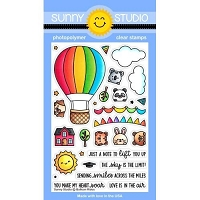 BALLOON RIDES STAMPS