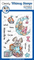 Bunny Babies Clear Stamps