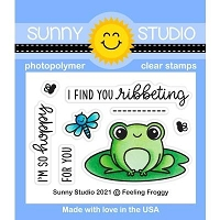 FEELING FROGGY STAMPS