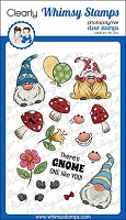Gnomies Clear Stamps