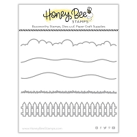 Horizon Slimline Borders | Honey Cuts