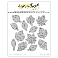 Itty Bitty Leaves | Honey Cuts