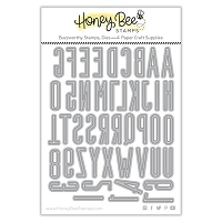 Tailgate Alphabet | Honey Cuts