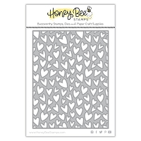 Whimsical Hearts A2 Cover Plate | Honey Cuts