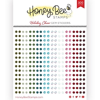 Gem Stickers | 300 Count | Holiday Cheer