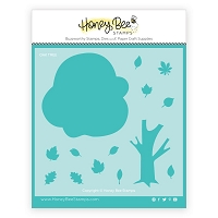 Oak Tree | Builder Stencil