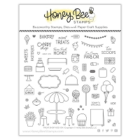 Treat Shop Add-On | 6x6 Stamp Set
