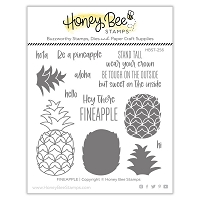 Fineapple | 4x4 Stamp Set