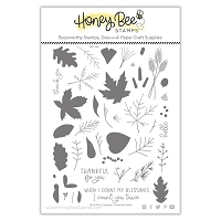 Hello Fall | 6x8 Stamp Set