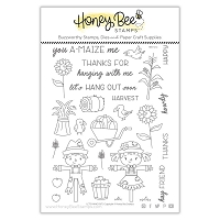 Let's Hang Out | 6x8 Stamp Set