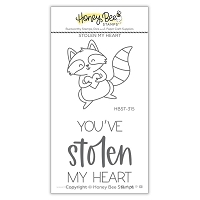 Stolen My Heart | 2x4 Stamp Set