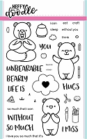 Unbearable Without You Stamp & Die Bundle