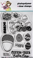 Easter Wishes Clear Stamp - N2S
