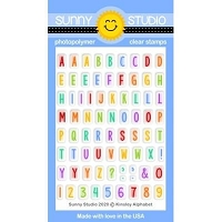 KINSLEY ALPHABET STAMPS