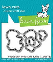 stud puffin - lawn cuts