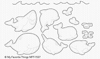 BB Friends with Fins Die-namics