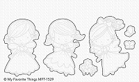 Fairy Good Friends Die-namics