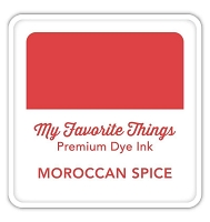 Moroccan Spice Premium Dye Ink Cube WS
