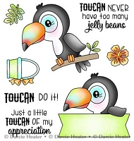 TOUCAN DO IT- CLEAR