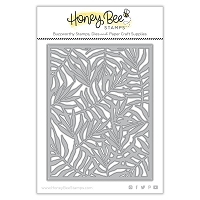 Palm Frond Cover Plate | Honey Cuts