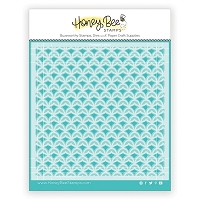 Pineapple Lattice | Stencils | Set of 2