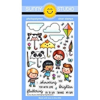 SPRING SHOWERS STAMPS