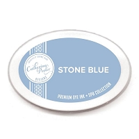 CP Stone Blue Ink Pad