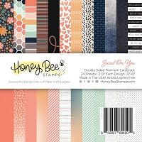 Paper Pad 6x6 | 24 Double Sided Sheets | Sweet On You
