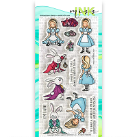 Alice Clear Stamp