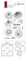 New Beginnings Stamp & Die & Mask Stencil Bundle