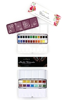 Shine and Shimmer Artists' Watercolor Bundle
