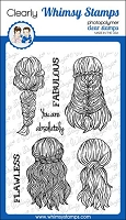 Braided Clear Stamps
