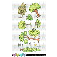 CREATE A SCENE CLEAR STAMPS