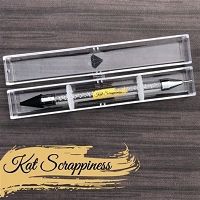 Embellishment Pick Up Tool by Kat Scrappiness