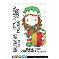 ELF SWISSIE CLEAR STAMP SET