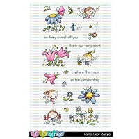 FAIRIES CLEAR STAMPS