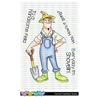 FARMER FRED CLEAR STAMPS
