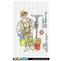GARDENING DON CLEAR STAMPS
