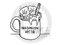 MARSHMALLOW HOT TUB - DIGITAL DOWNLOAD