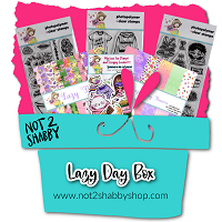 APRIL Box of the Month LAZY DAYS