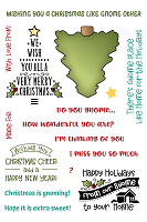 Holiday Gnomes Sentiments