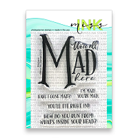Madness Clear Stamp