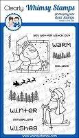 Magical Winter Clear Stamps