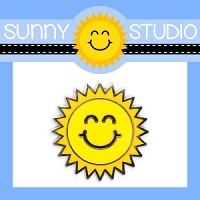 SUNSHINE LOGO PIN