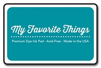 Tropical Teal Premium Dye Ink Pad