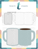 Mug Card Die Set